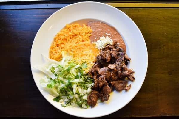 Steak Bowl/Burrito