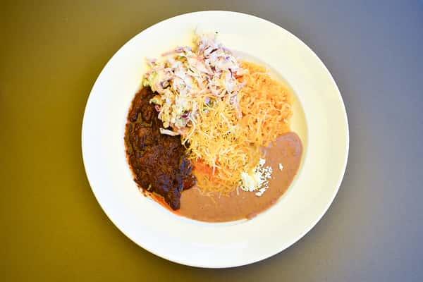 Short Rib Bowl/Burrito