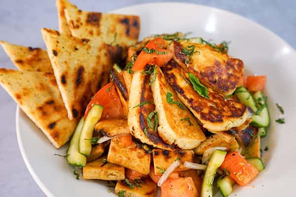 Grilled Fatoush