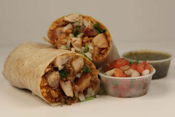 26. Burrito Mexicano