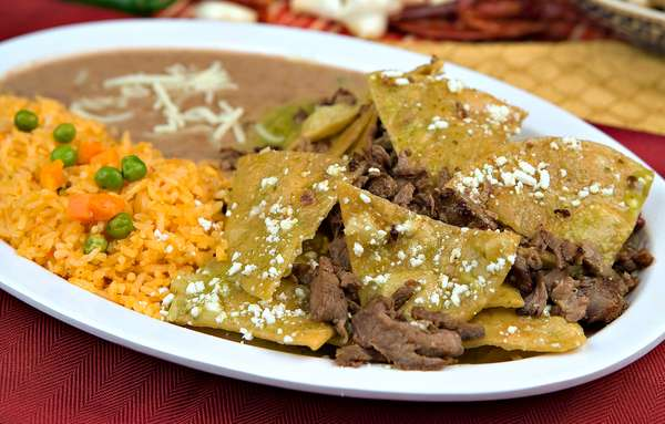 10. Chilaquiles