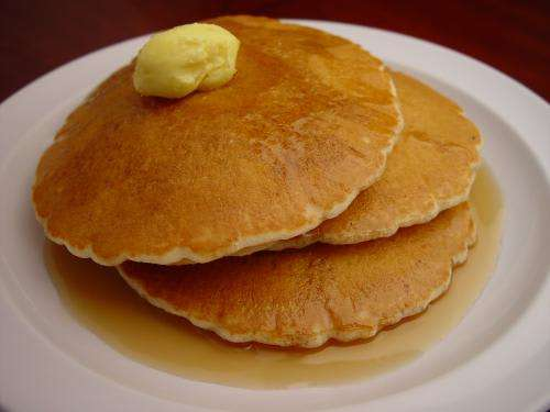 20. Three Pancakes