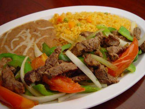 57. Steak Fajitas