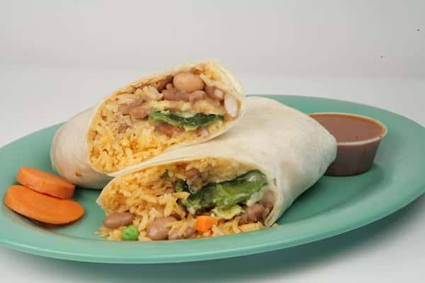 17V. Chile Relleno Burrito