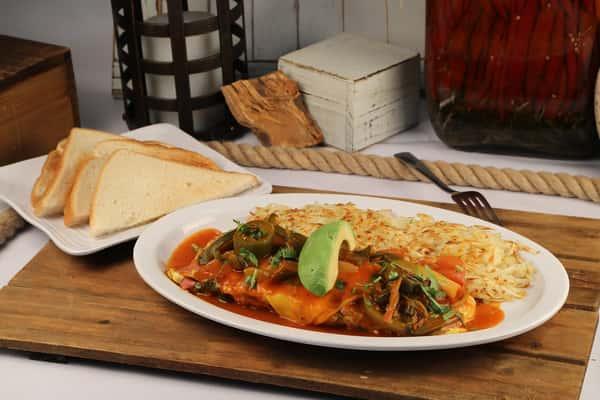 6. Spanish Omelette