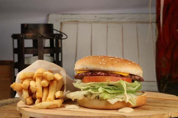 33. Cheeseburger Combo