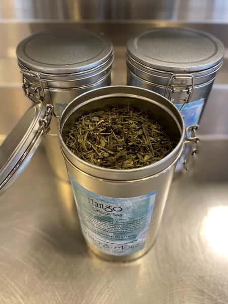 White Cloud Hot Tea