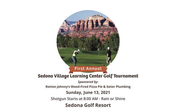 Sedona Village Learning Center Golf Tournament