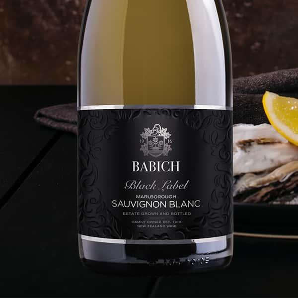 Babich Black Label, Sauvignon Blanc, New Zealand