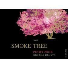 Smoke Tree, Pinot Noir, Sonoma