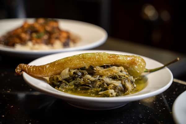 fried greens