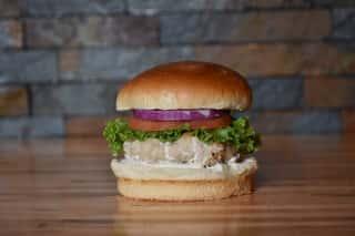 *Turkey Burger