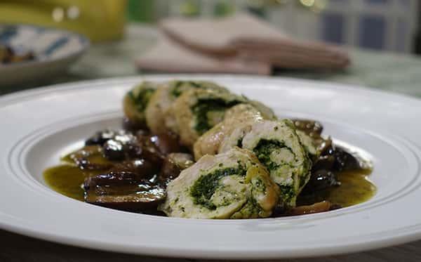 Chicken Bidolli