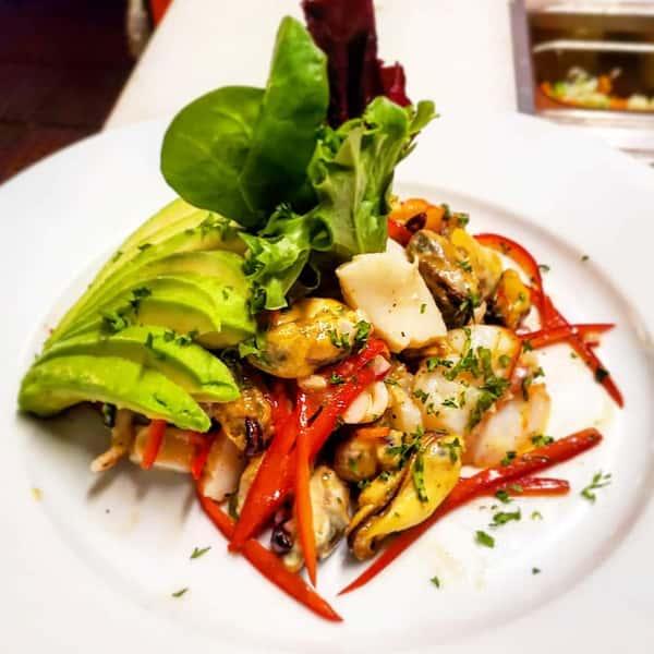 Sono Seafood Salad
