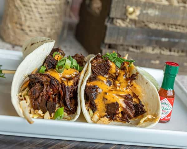 Korean Street Tacos