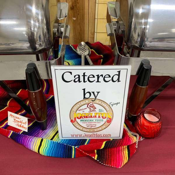 catered