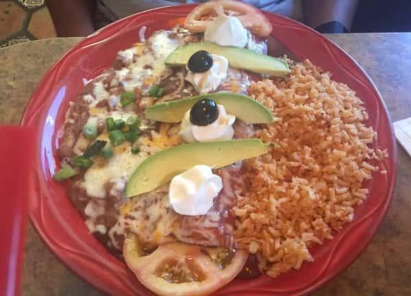 Enchilada Lito