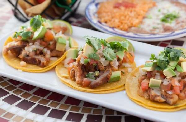 Beer Battered Pork Tacos
