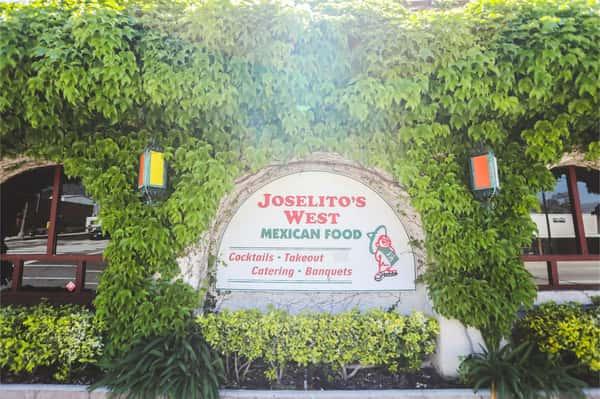 Joselito's sign