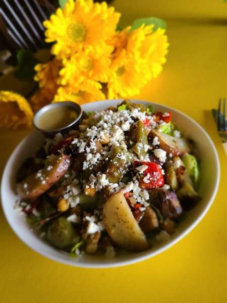 Farmers Roasted Vegetable Salad