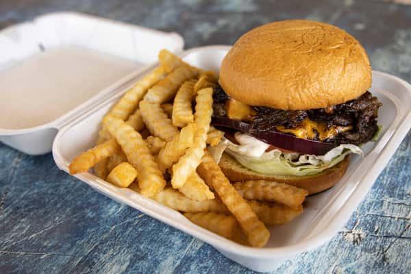 Honolulu Burger