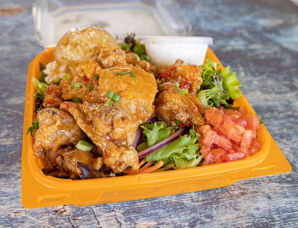 Any Chicken Salad