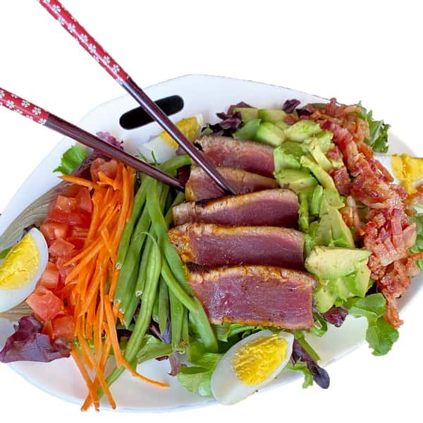 Tuna Cobb Salad