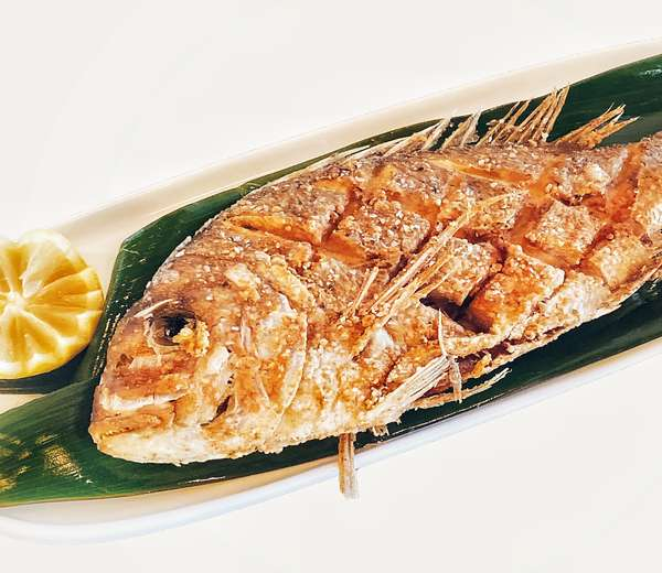 Whole Fish of the Day