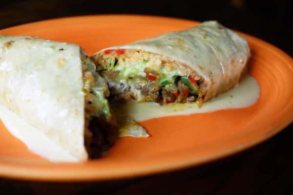 Burrito California