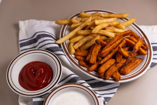 """50/50"" Fries Mix"