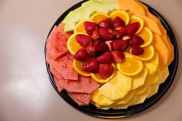 Sliced Fresh Fruit Tray