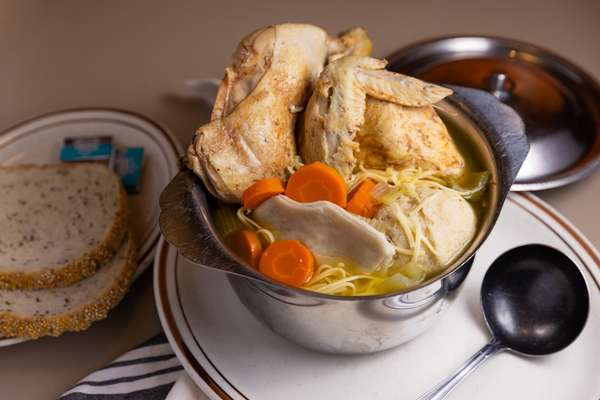 Chicken in the Pot