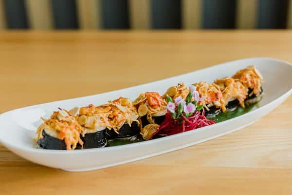 Monster Lobster Roll