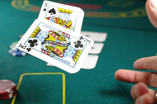 betting with cards