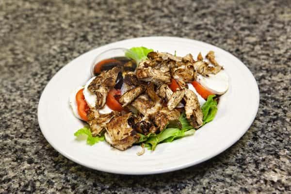 Chicken Mozzarella Salad!!