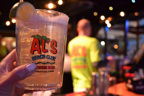 Al's Drinks up