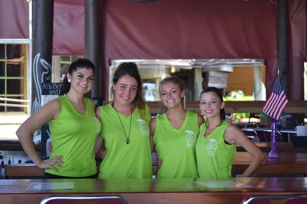 Al's Beach Club Employees