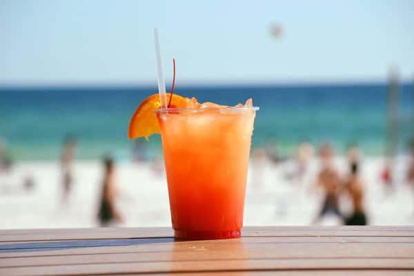 drink beach