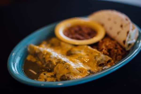 Fresh Mex Platter