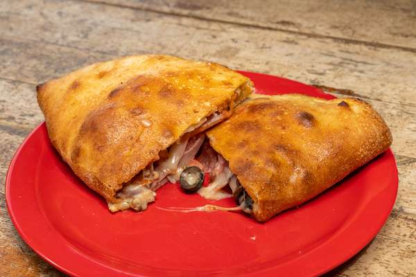 the special calzone
