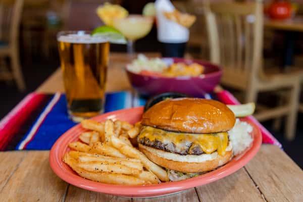 Fiesta Burger*