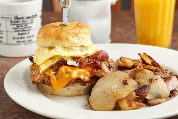 HH Breakfast Sandwich
