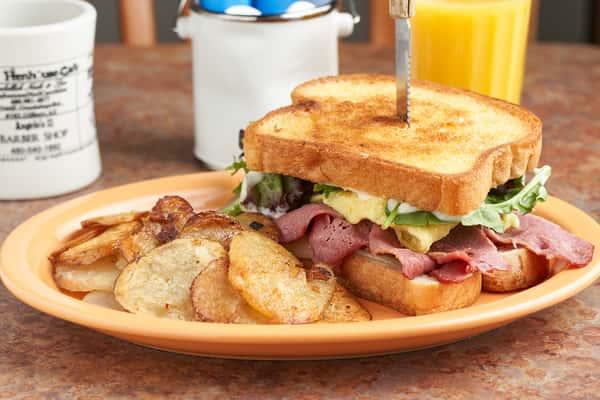 Farm Girl Sandwich