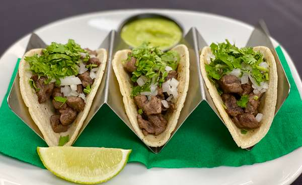 Carne Asada Street Tacos (gf)