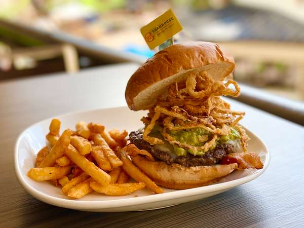 The Boot Burger