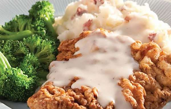Country Fried Chicken Dinner
