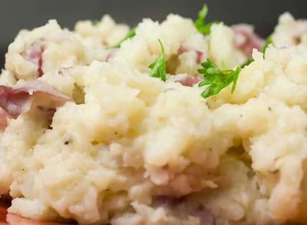 Red Bliss Mashed Potato