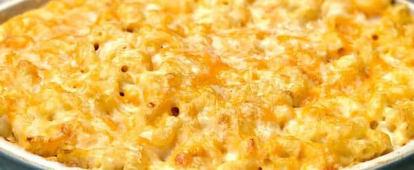 House Macaroni and Cheese