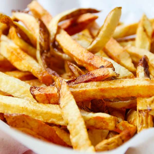 Double Fried Fries