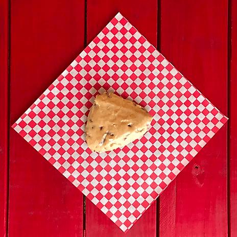 cinnamon apple scone